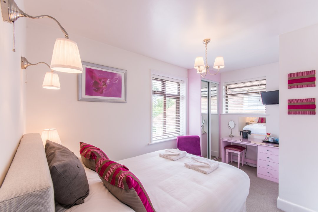 Rooms at The Mariners Guest House, Poole, Dorset